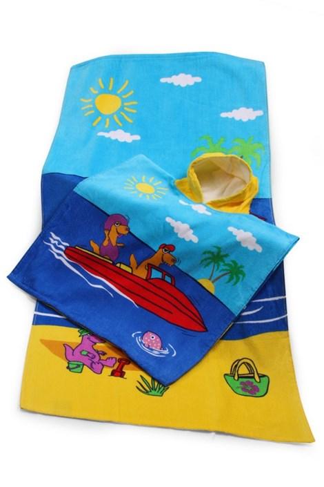 Detská plážová osuška Holidays