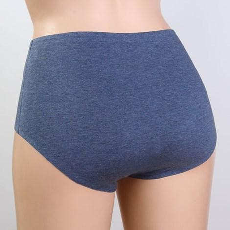 Bavlnené nohavičky Spacer vyššie Invisible