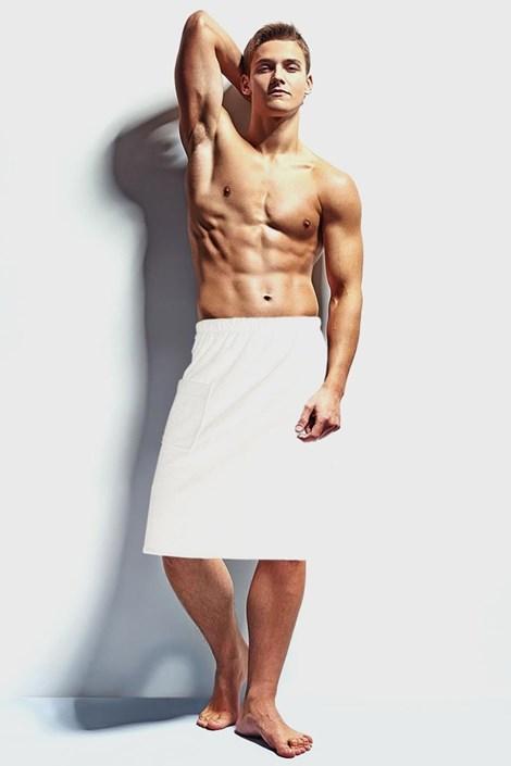 Pánsky sauna uterák