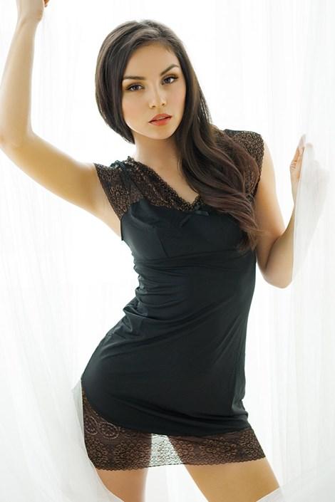 Elegantná košieľka Keisha
