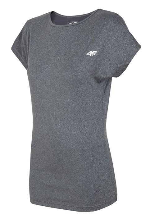 Dámske športové tričko Grey