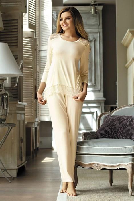 Dámske elegantné pyžamo Olimpia