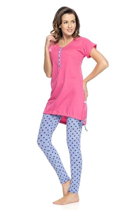 Materské, dojčiace pyžamo Rosy