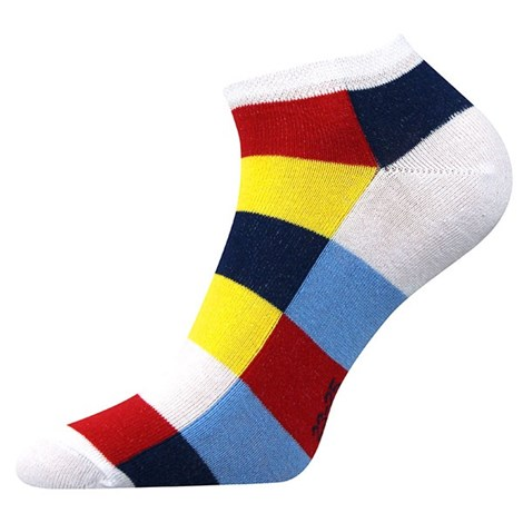3pack ponožiek Piki Mix 36