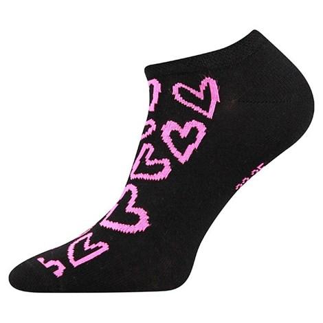 3pack ponožiek Piki Mix 40 čierne