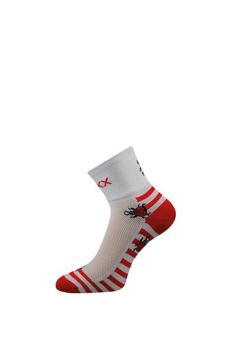Cyklo ponožky Ralf X rôzne vzory