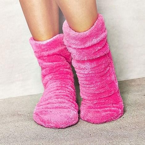 Hrejivé ponožky Pink