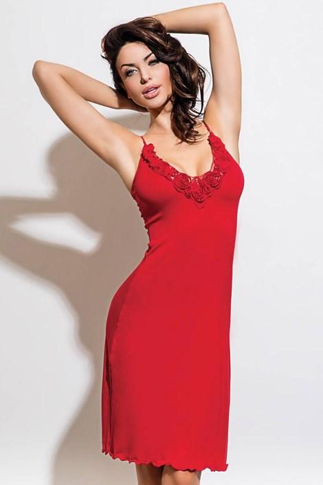 Luxusná košieľka Rozalia - Red