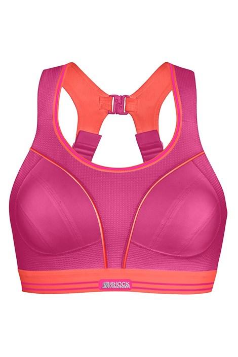 Športová podprsenka Shock Absorber S5044 Pink
