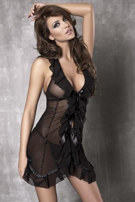 Šaty + tangá Seduce me