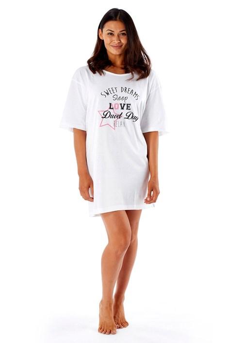 Dámska nočná košeľa Duvet day
