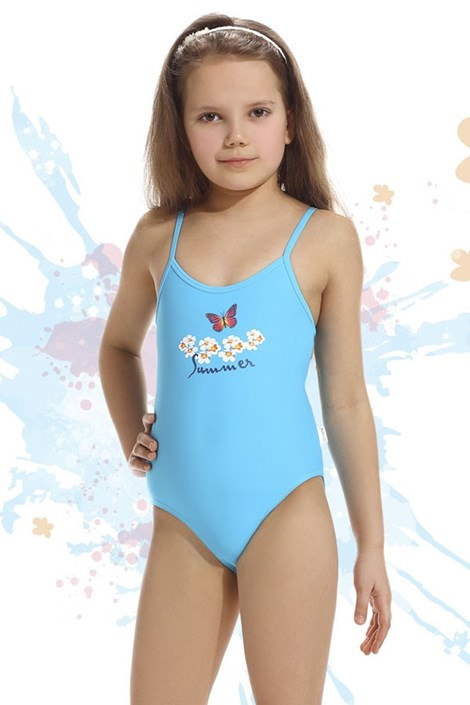 Plavky dievčenské Summer