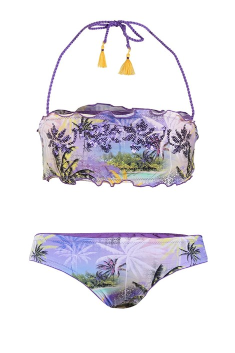 Dievčenské luxusné plavky Sally