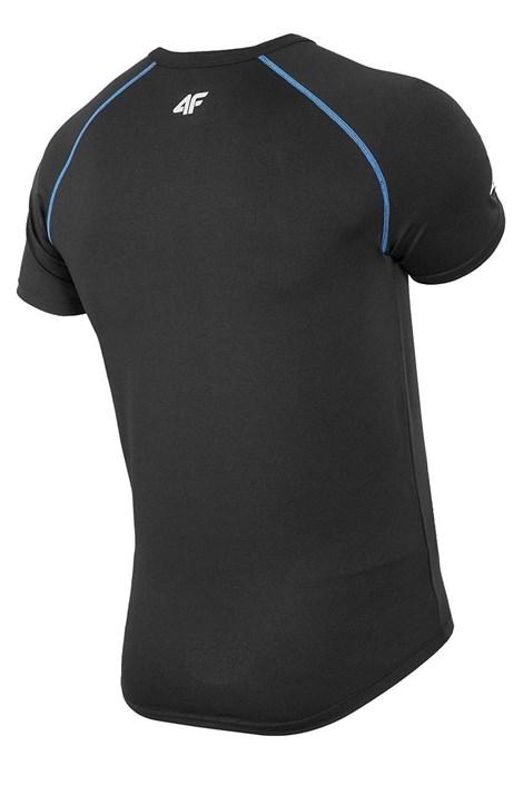 Pánske športové tričko TD black