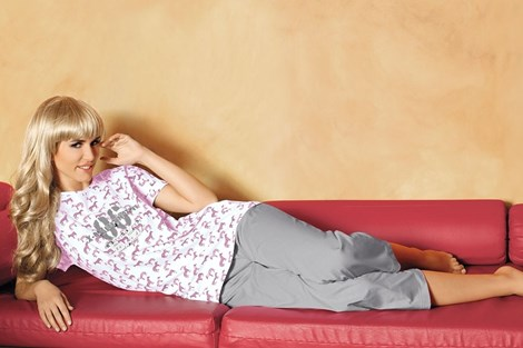 Pyžamo Amandia
