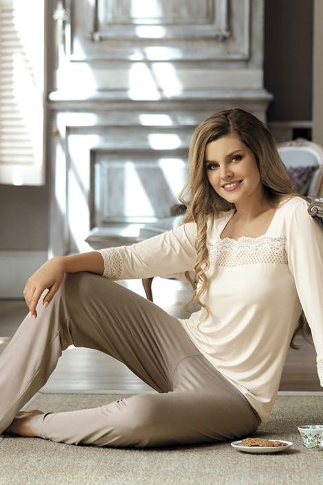 Elegantné dámske pyžamo Andrea