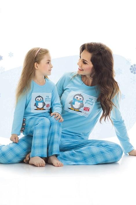 Dámske a detské pyžamo Artic