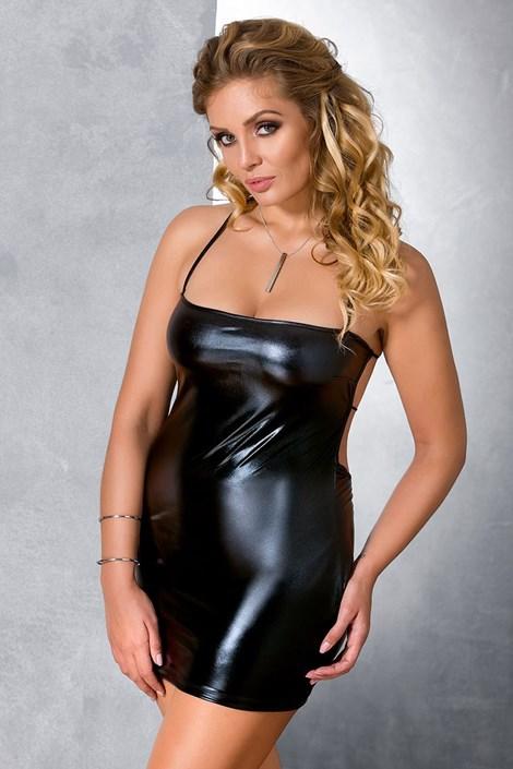 Luxusné šaty Beltis Black