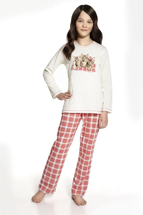 Dievčenské pyžamko Cats