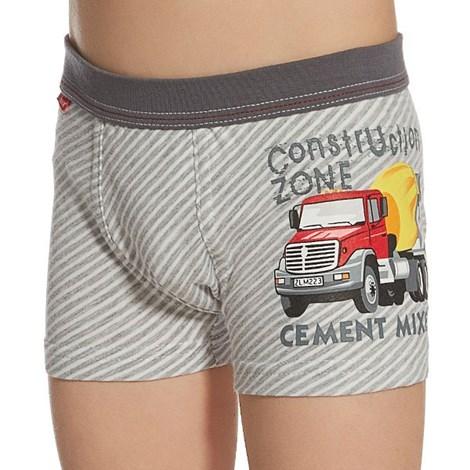 Chlapčenské boxerky Cement 147