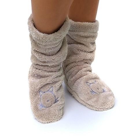 Hrejivé ponožky Duffy Angora