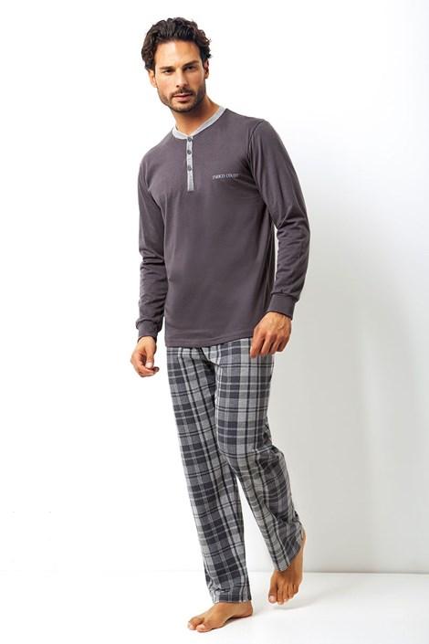 Pánsky bavlnený komplet Placido - tričko, nohavice