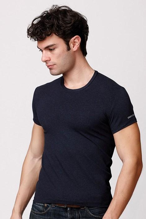 Pánske talianske tričko Enrico Coveri ET1504 Blumel bavlnené