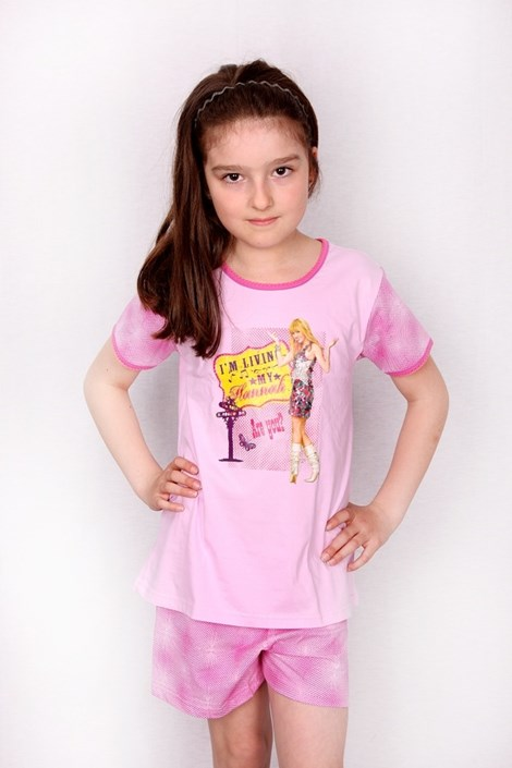 Pyžamo Hannah Montana