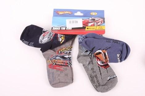 Ponožky Hot Wheels1