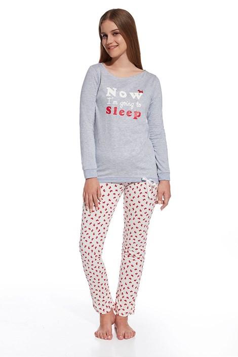 Dievčenské pyžamo I´m going to sleep