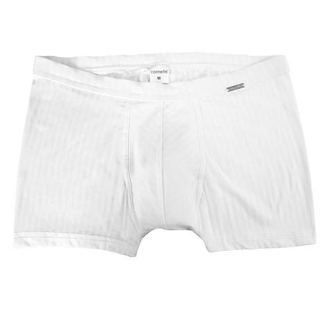 Pánske boxerky Infinity White 91001