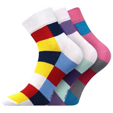 3pack ponožiek Jana Mix 34