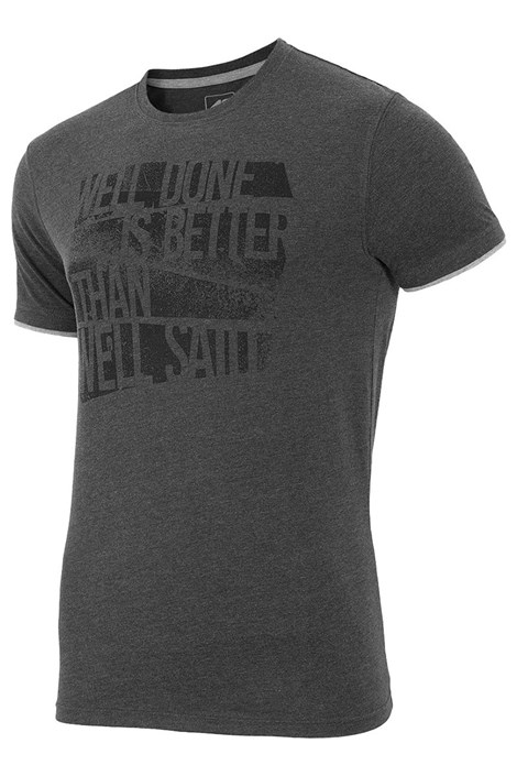 Pánske značkové tričko 4F TSM006