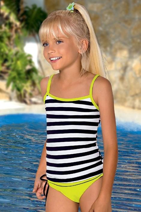 Dievčenské plavky Sisi M56