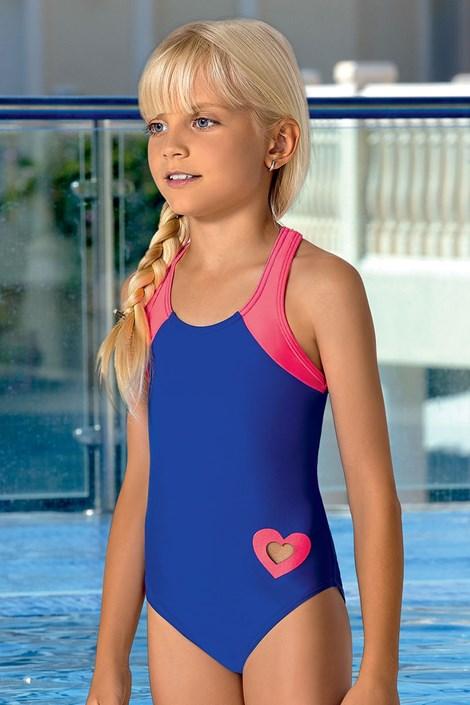 Dievčenské plavky Denisse M58