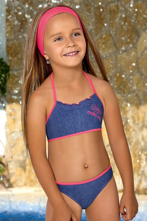 Dievčenské plavky Michelle M66