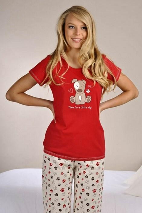 Pyžamo Muzzy 301