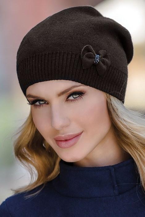 Dámska čiapka Nikola Black