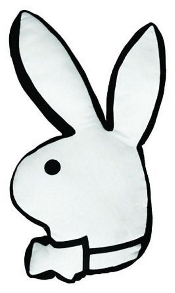 Vankúšik Bunny3 White