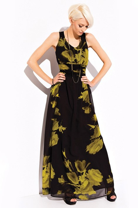 Luxusné šaty Roxanne 042