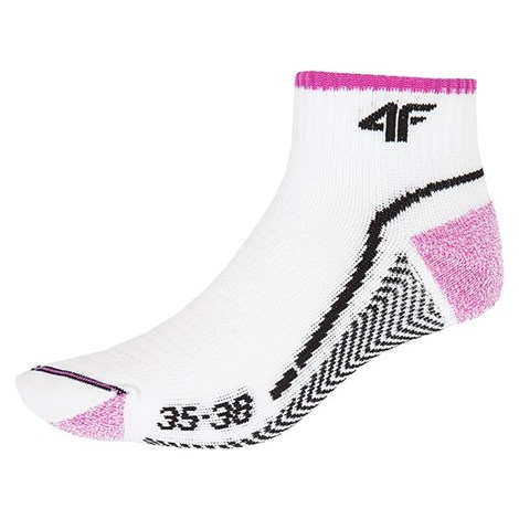 Dámske športové ponožky White
