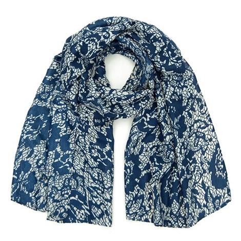 Elegantná šatka Layse modrá