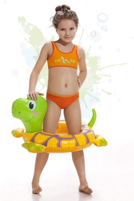 Plavky dievčenské Turtle