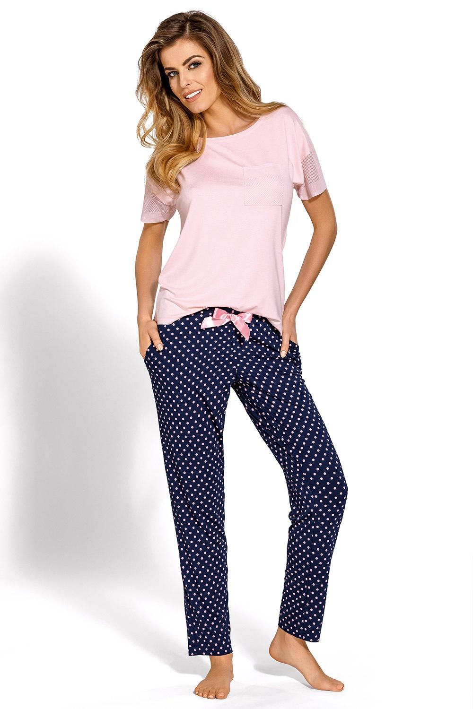 Dámske elegantné pyžamo Domenica