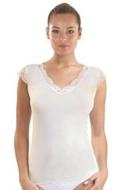 Dámske elegantné tričko Grace z modalu