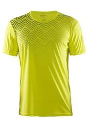 Pánske funkčné tričko Craft Mind SS žlté