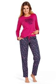 Dámske bavlnené pyžamo All we need