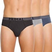 3pack pánskych slipov Primal S161