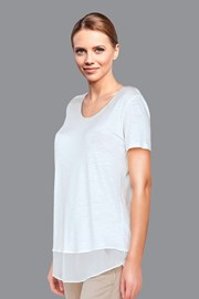 Dámske tričko Belen White