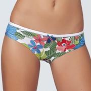 Talianske nohavičky Flowers 6624 v2
